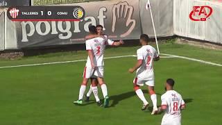 FATV 19/20 Fecha 8 - Torneo Apertura - Talleres 3 - Comunicaciones 1