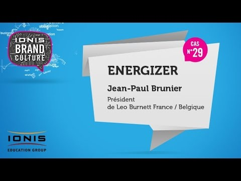 IONIS Brand Culture - Cas 29 - Energizer
