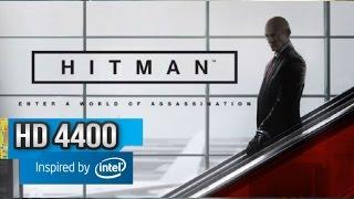 Hitman (2016) - Intel HD 4400 - Intel HD 520 - Surface Pro 2 /3 i5 - 4 gb ram - windows 10