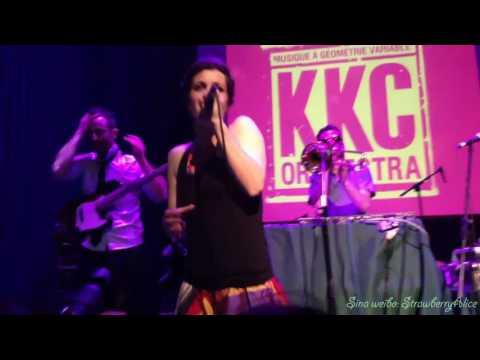 【Strawberry Alice】2017 Mars en Folie: KKC Orchestra , On Stage Shanghai, 25/03/2017.
