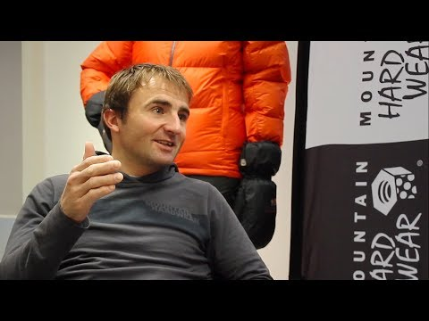 Ueli Steck Interview: Free Soloing, Training & The Annapurna Speed Record