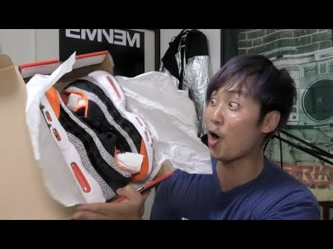 【B系ファッション】NIKEの15000円の最強スニーカー!!