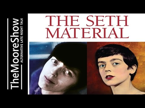 The Seth Material 2016 with former member of Jane Roberts' ESP class Barrie Gellis