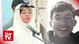 Solidarity March: Aunt of Malaysian teen killed in NZ shooting touched by overwhelming support