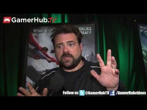 Kevin Smith Talks eSports, Clerks 3 And Indie Filmmaking - GamerHub.TV