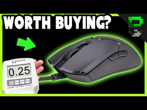 Razer Viper Mouse Review Ultralight Gaming