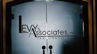 #RTYV: Levy & Associates Tax Consultant Quarantine Video