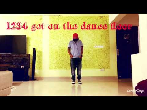 1234 Get On The Dance Floor- U1