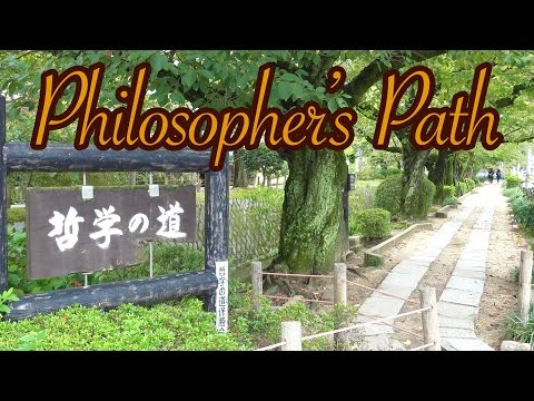 NATURAL BEAUTY IN KYOTO: Philosopher's Path
