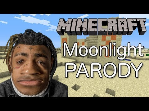 XXXTENTACION - Moonlight (MINECRAFT PARODY)