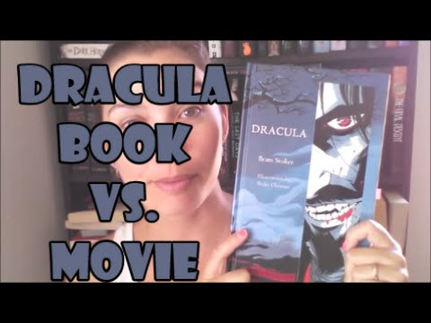 Dracula Book Review | Book VS. Movie (some spoilers)