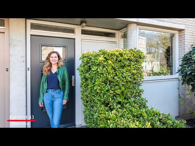 Nieuw in de verkoop: Karekiet 43 te Etten-Leur