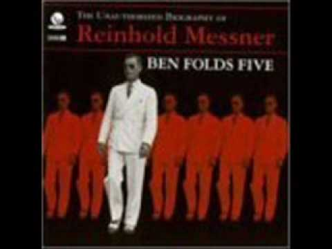 Regrets- Ben Folds Five