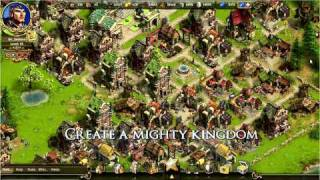 Settlers 8 Online gameplay