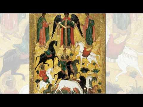 Дивна Любоевич - Агни Парфене (Сборник православной духовной музыки)