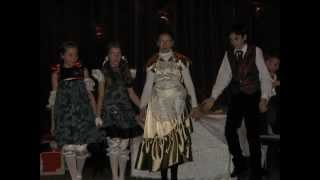 Спектакль на английском языке  2011г