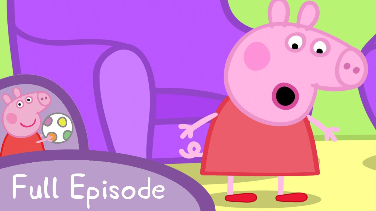 Peppa Pig New Shoes