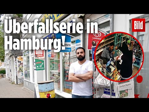 Fahndung: Schnappt endlich diesen Intensivtäter aus Hamburg!