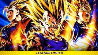 (Dragon Ball Legends) The LF Buu Saga Team FORCED A Rage Quit! LF Majin Vegeta DOMINATES!