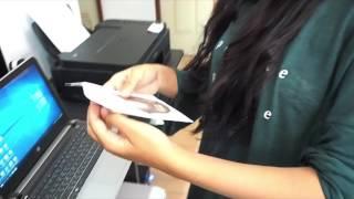การติดตั้ง printer รุ่นCANON PIXMA G3000 กับคอมพิวเตอร์