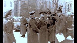 2 мая 1945, маршал Жуков прошелся по поверженному Берлину, столице рейха, Германии(http://www.youtube.com/playlist?list=PLRyTKZSbbNQi8baR9ZTs47Dyq10SGFrSB Отечественная Война, 1941-1945, Фильмы и Кинохроника на