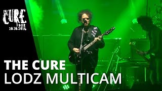 The Cure A Forest Live In Poland 2016 HQ Multicam