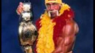 WWE -  Hulk Hogan Theme Song - I Am a Real American