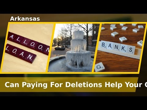 Consumer Credit-Credit Repair 101-Arkansas-How to find-Better Qualified