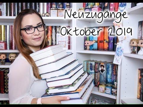 Bücher Haul | Neuzugänge Oktober 2019