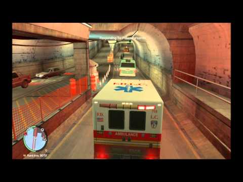 paramedic mod GTA 4 [PC]  by Team-Neo