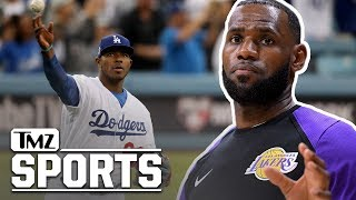 LeBron James Targeted By Celebrity Burglars | TMZ Sports