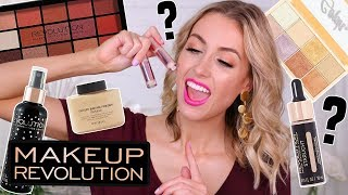 BUY OR BYE: MAKEUP REVOLUTION?! || What Worked & What DIDN'T