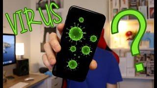 VIRUS su iPhone? FACCIAMO CHIAREZZA!