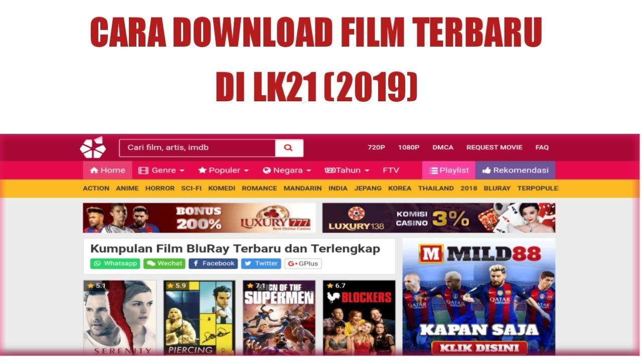 cara mudah download film terbaru di layarkaca21 lk21