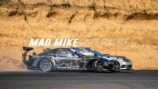 Download mad new zealand mike drifting crown range in