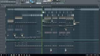 Sean Paul - Trumpets ((FL STUDIO - REMAKE ))