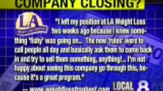 La Weight Loss Closing