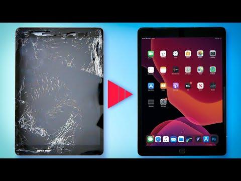 iPad 7th Gen Screen Replacement! (10.2 inch iPad) Tutorial