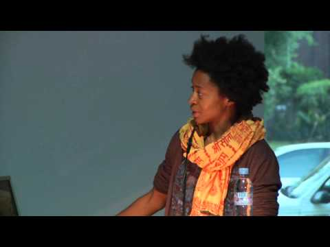 Kara Walker Speaks About Her Art
