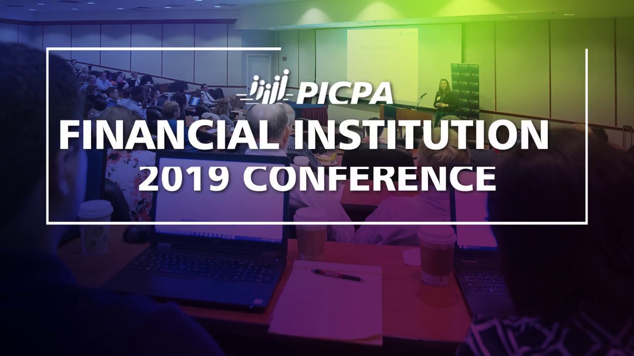 PICPA Financial Institutions Conference - Banks and Credit