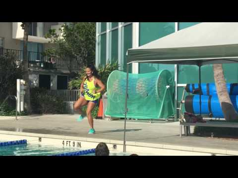 Aqua Zumba – Staying Alive by  Zumba® ZIN™ Volume 68