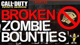 Zombies Bounty Reward Glitch - How To Claim Your Missing Bounty Reward (Bounty Key Glitch)