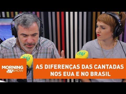 Essas São As Diferenças Das Cantadas Nos EUA E No Brasil