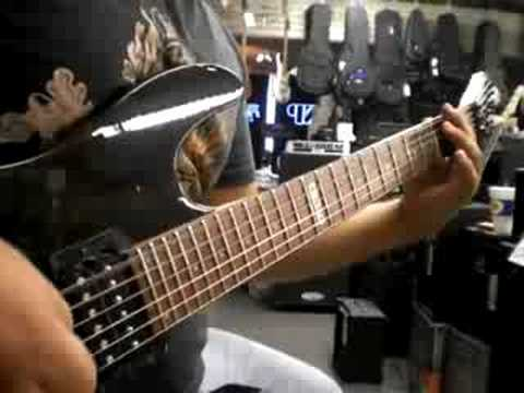 ESP  LTD M100FM Electric Guitar