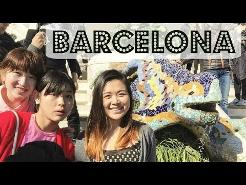 Travel with Gina | Thing to do in Barcelona, Spain | 巴賽隆那,西班牙