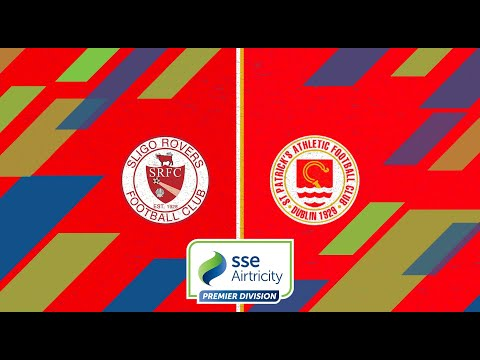 Premier Division GW9: Sligo Rovers 1-1 St. Patrick's Athletic