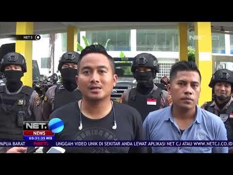 Polisi Bubarkan Judi Sabung Ayam di Depan Mal di Bengkulu NET5 - 동영상
