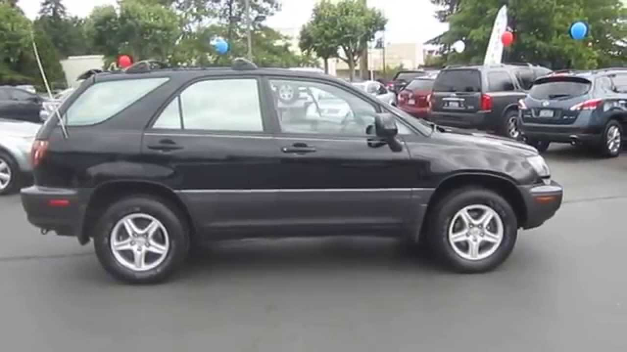 Exceptional 1999 Lexus RX300, Black   STOCK# 140451A   Walk Around   YouTube