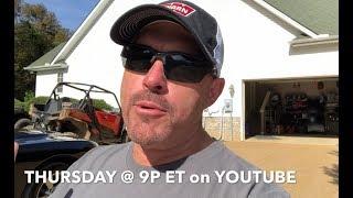 """""""Live Talk Thursday"""" @ 9P ET Here on YouTube..."""