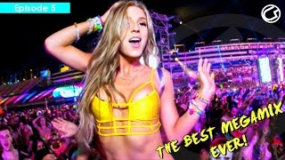 New Best Electro & House MEGA Dance Club Mix 2015   By Anthony Gerrard